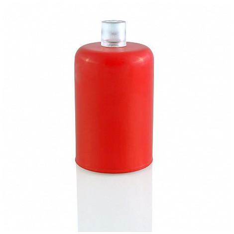 IMINDESIGN Objímka červená, lakovaný kov