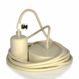 Lak 1-závěsná žárovka light blue
