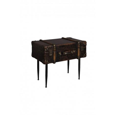 Dutchbone Odkládací stolek LUGGAGE