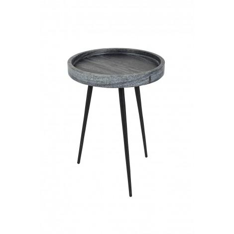 Zuiver Konferenční stolek KARRARA šedý