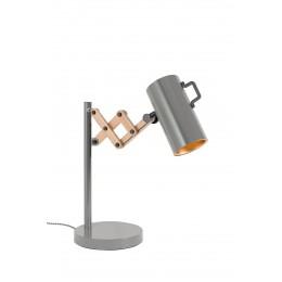 Stolní lampička FLEX grey