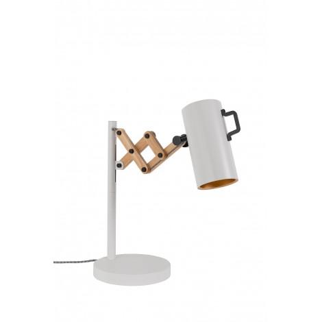 Zuiver Stolní lampička FLEX white