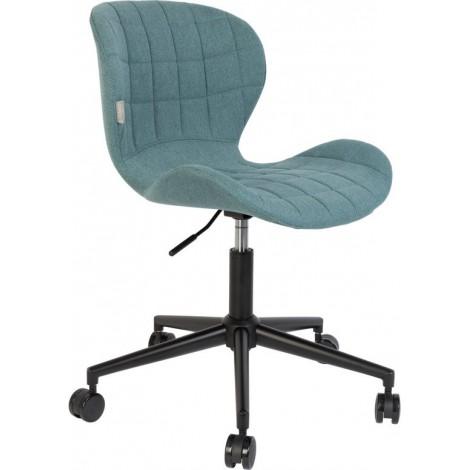 Zuiver Kancelářská židle OMG Office, modrá