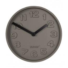 Hodiny Concrete Time - černá