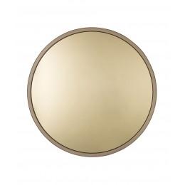 Zrcadlo Bandit brass