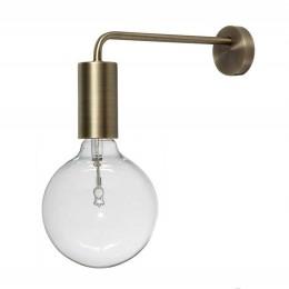 COOL nástěnné svítidlo Antique brass/matt
