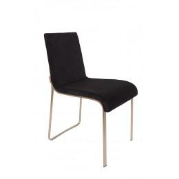 Židle FLOR black