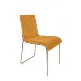 Židle FLOR ochre