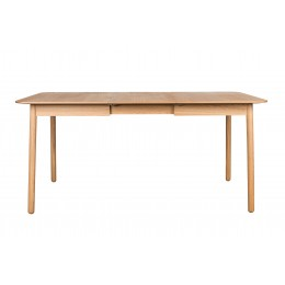 Jídelní stůl Glimps 120/162x80, natural