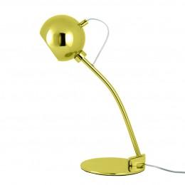 Ball stolní lampa, mosazná/lesk