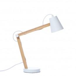 Ball stolní lampa, černá/mat
