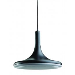Soft Dog závěsné světlo, šedá, průměr 33  cm