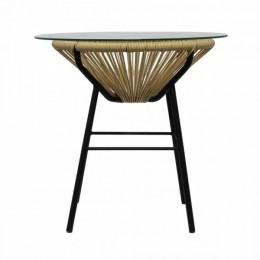 Konferenční stolek SUMATRA,natural