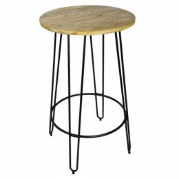 Barový stolek SCOOP NOIR MAT