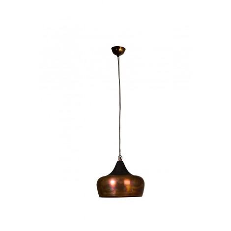 Dutchbone Závěsná lampa Coco COPPER