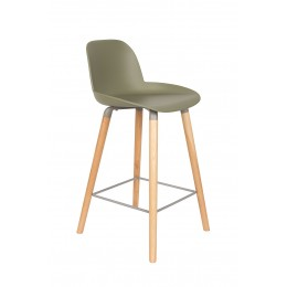Barová stolička ALBERT KUIP, green
