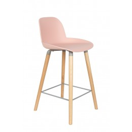 Barová stolička ALBERT KUIP, pink