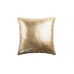 Polštář Zuiver LOISE, black&gold
