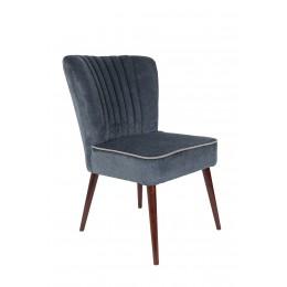 Židle SMOKER, dark grey