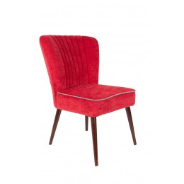 Židle SMOKER, red