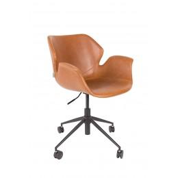 Kancelářská židle NIKKI ALL BROWN