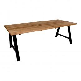 Jídelní stůl AVIGNON 220x100 cm, přírodní dub