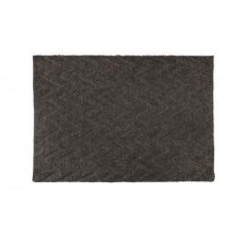 Koberec PUNJA, 170x240 cm, graphite