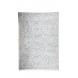 Koberec YENGA  ZUIVER 160x230 cm,světle šedá/modrá