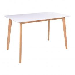 Jídelní stůl VOJENS 120x70 cm, přírodní podnož