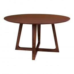 Jídelní stůl HELLERUP Ø137 cm