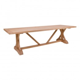 Jídelní stůl MALAGA 200x100 cm