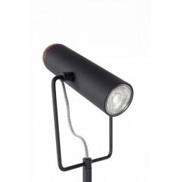 Stolní lampa MARLON, black