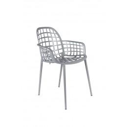Židle ALBERT KUIP GARDEN, light grey