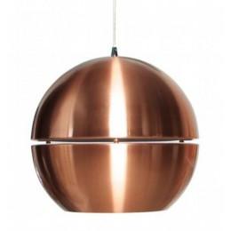 Závěsná lampa Retro Copper, 50 cm