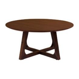 Konferenční stůl HELLERUP Ø 75 cm