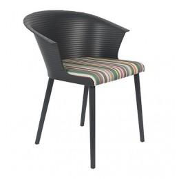 Židle OLIVIA BLACK