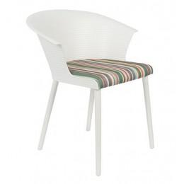 Židle OLIVIA WHITE