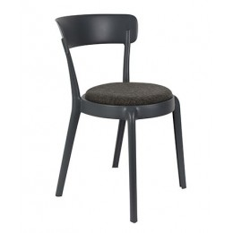 Židle HOPPE COMFY DARK GREY