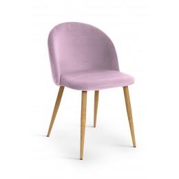 Židle SONG,růžová