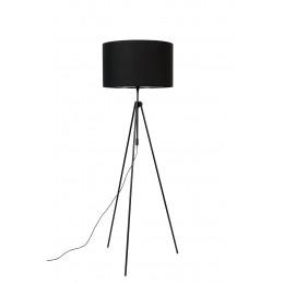Stojací lampa ZUIVER LESLEY, black