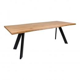 Jídelní stůl CANNES přírodní dub 220x100cm