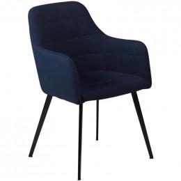 Židle DANFORM EMBRACE, látka růžová