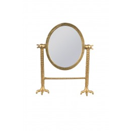 Zrcadlo stolní FALCON black