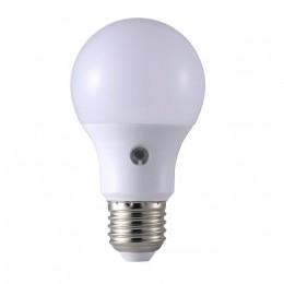 Nordlux LED žárovka se soumrakovým senzorem E27 6W 2700K 1500370