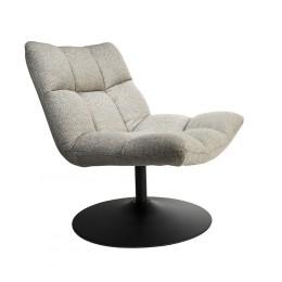 Židle/křeslo Bar Lounge Light Grey