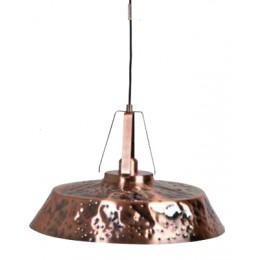 Závěsná lampa Batched Copper