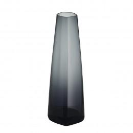 Váza Iittala X Issey Miyake tmavě šedá