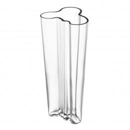 Váza Alvar Aalto Iittala 255 mm čirá