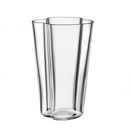 Váza Alvar Aalto 220mm čirá