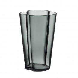 Váza Alvar Aalto 220mm tmavě šedá